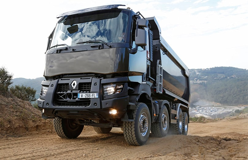 Photo Camion Renault Trucks