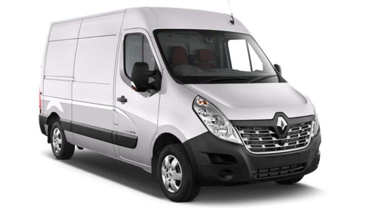 Renault MASTER on